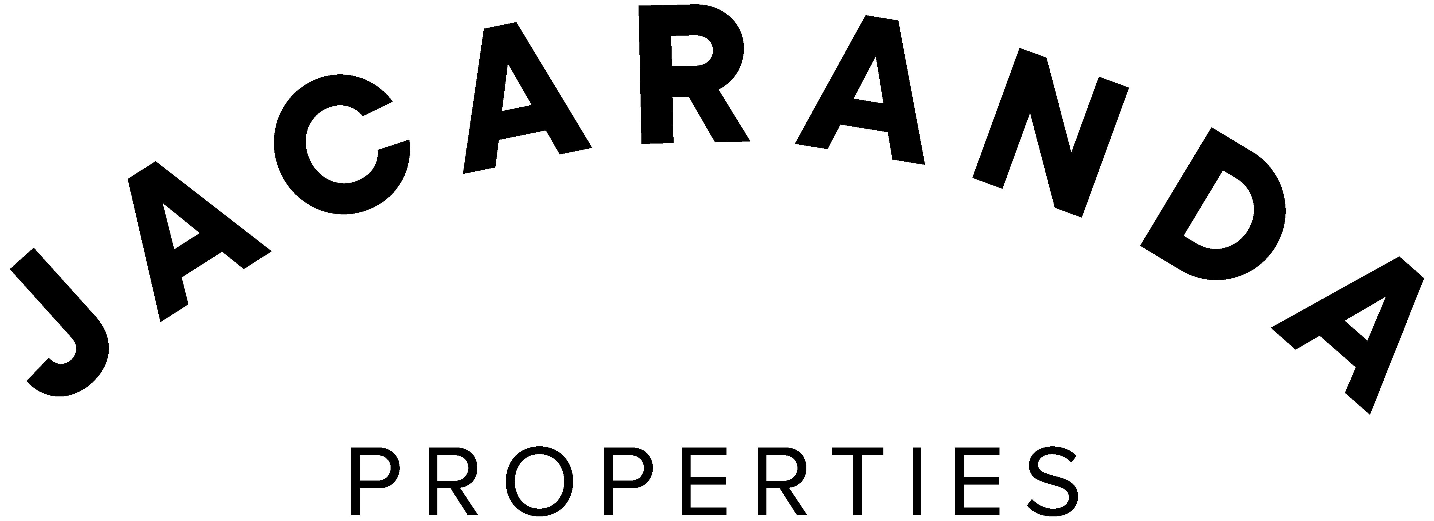 Jacaranda Properties Logo [Black]